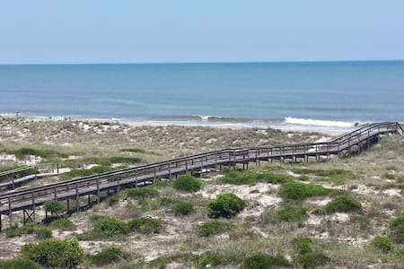 Amelia Island Right on the Beach! - Fernandina Beach - Wohnung