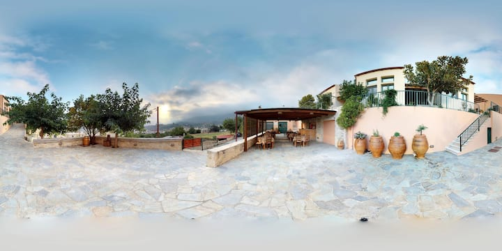 Zaros -Nana Cottages  - Calm & Nature