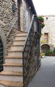 Borgo antico umbro tra gli ulivi - Pesciano - Apartament
