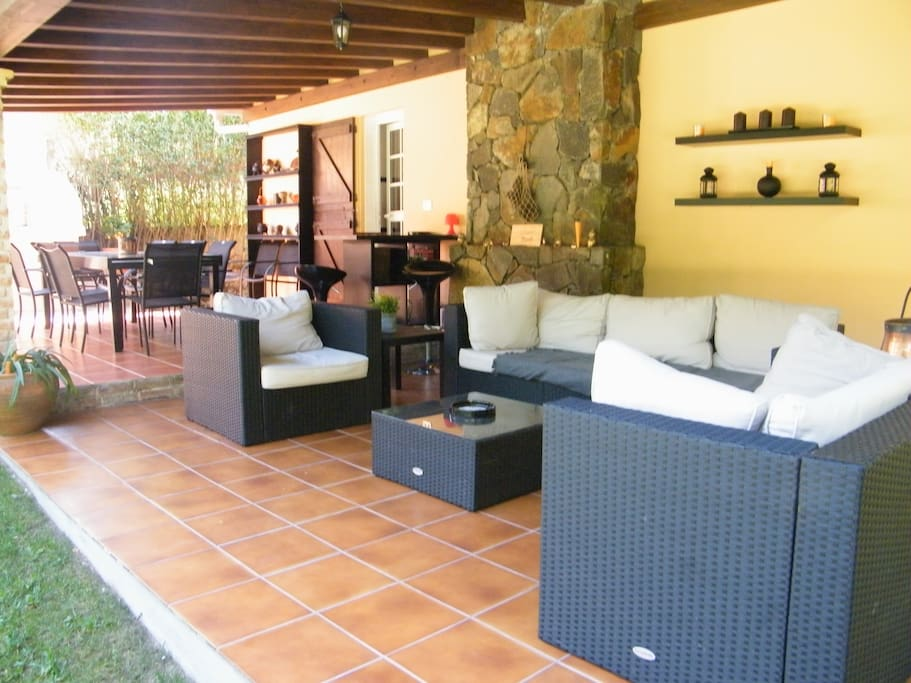 Maison avec piscine pour 6 personnes maisons louer for Location villa espagne avec piscine privee pas cher