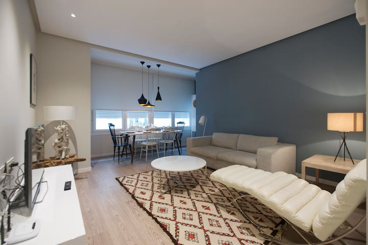 GROS Confort & Location |CENTER - San Sebastian - House