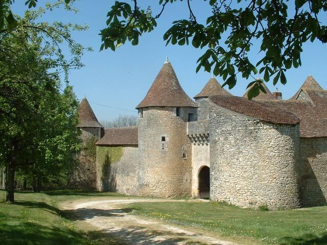 Château de Forges-Chambres d'hôtes