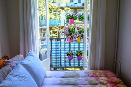 Amsterdam feeling in cozy room - Amsterdam - Apartment