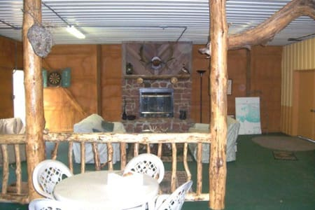 Hunting Lodge Just off Interstate - Vandalia - Overig