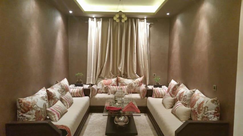 Appartement très bien moublé - Agadir - Apartemen