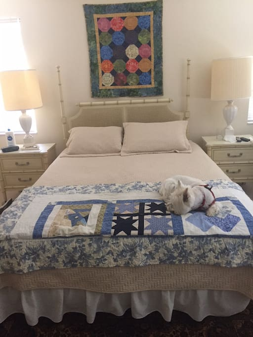 Your master bedroom sanctuary