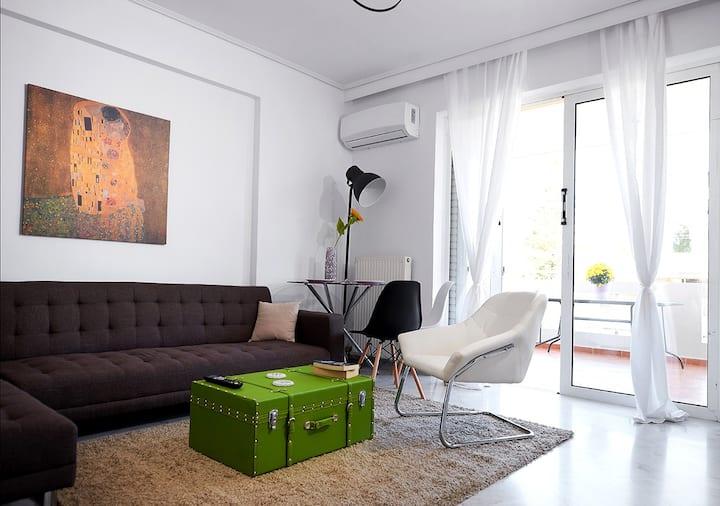 Boutique52 Luxury Apartment, Athens, Glyfada