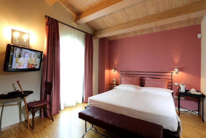 Romantic Room Rosa