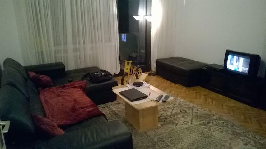 Checkpoint CGN  LEV Lounge - Leverkusen - Flat