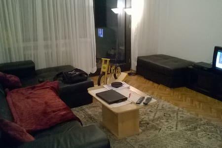 Checkpoint CGN  LEV Lounge - Leverkusen - Wohnung