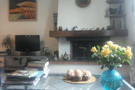 ROMANTIC VILLA IN TURIN HILLS - Castagneto po