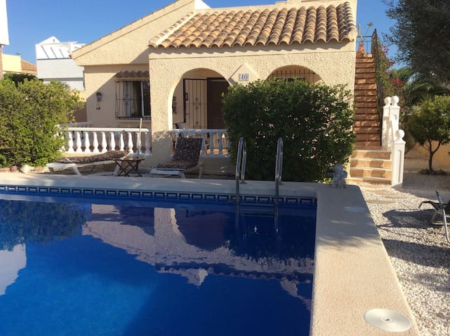 Holliday Villa with private pool - Mazarrón - Villa