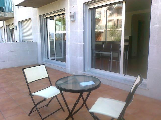 Apartamento en Cangas, en la  ría de Vigo .