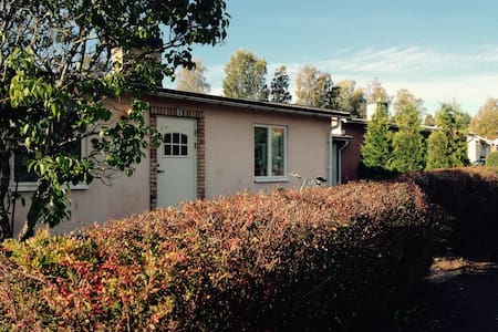 Stay in a villa in popular Sunne - Sunne - Hus