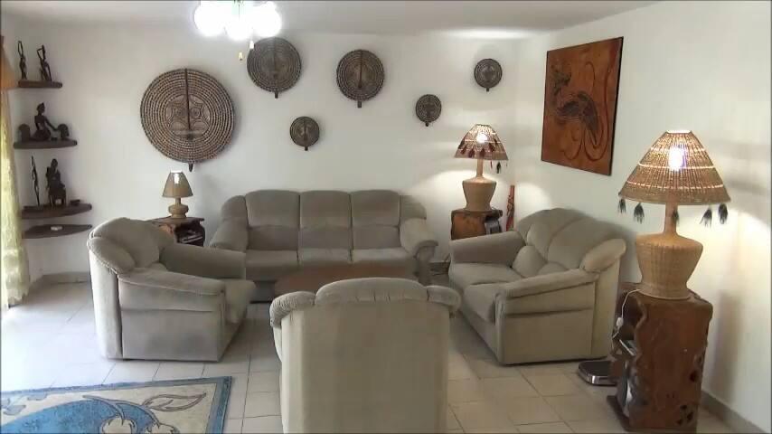 Abidjan Sud, Marcory Residential, Room 2 of 2 - Abidjan - Apartamento