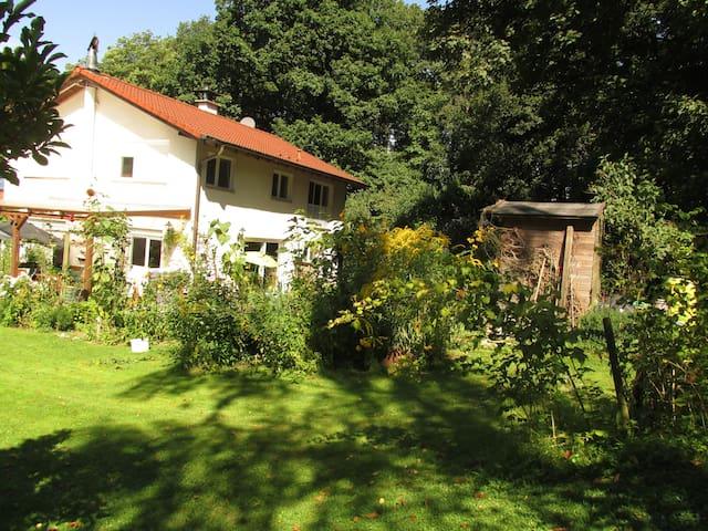 Trassen Zimmer Villa Kunterbunt - Wuppertal - Dom