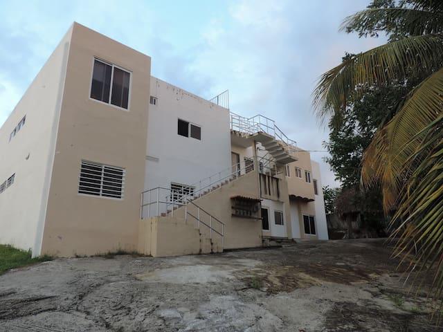 Amplio departamento alberca y vista - Punta de Mita / Higuera Blanca  - Lägenhet