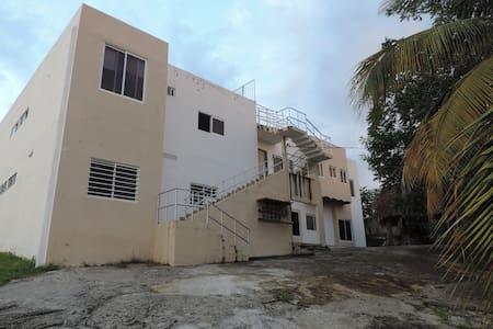 Amplio departamento alberca y vista - Punta de Mita / Higuera Blanca  - Appartamento