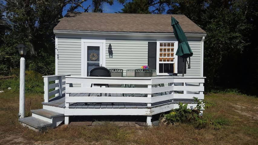 Charming 1bd/1bth summer cottage. - Dennis - Chatka