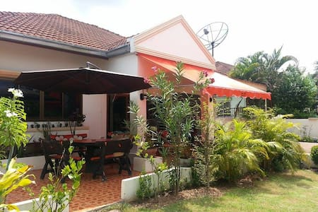 2 Double bedroom Villa with Garden - Udon Thani - Bungalow