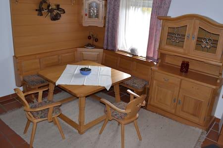 Appartment Bergblick - Scheffau am Wilden Kaiser - Wohnung