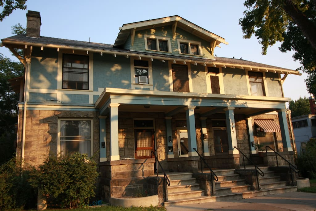 Downtown Boise-Historic lower level - Apartments for Rent ...