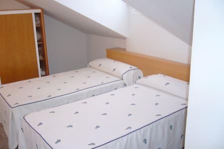 Habitación cuadruple, triple, doble - Baza