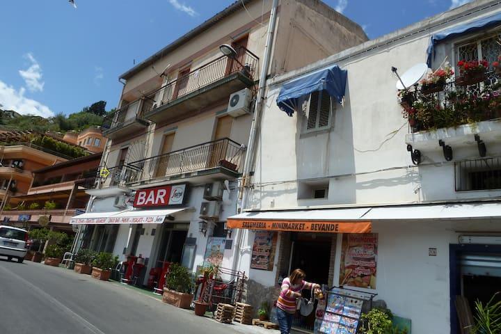 Mazzarò-  Isola Bella 1° piano - Mazzaro' - Apartamento