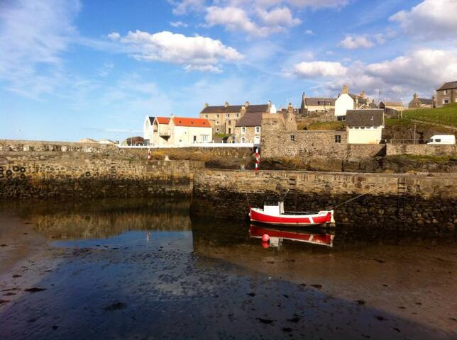 The Old Bakehouse Portsoy