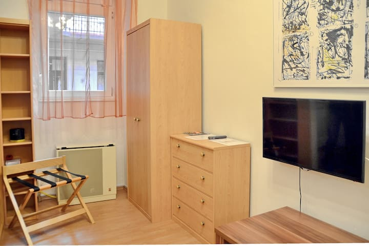 Nice,quiet&cheap studio in Budapest - Budapest - Apartment