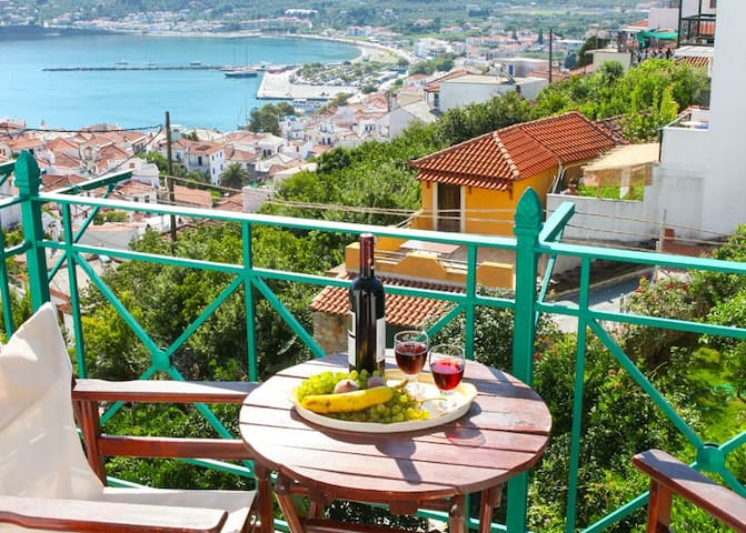 Skopelos Athina Pansion Apartment C