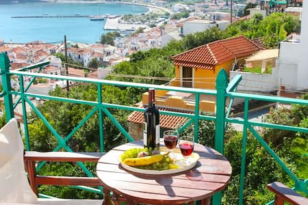 Skopelos Athina Pansion Apartment C - Daire