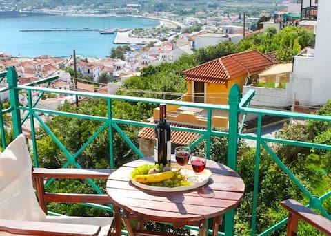 Skopelos Athina Pansion Apartment C