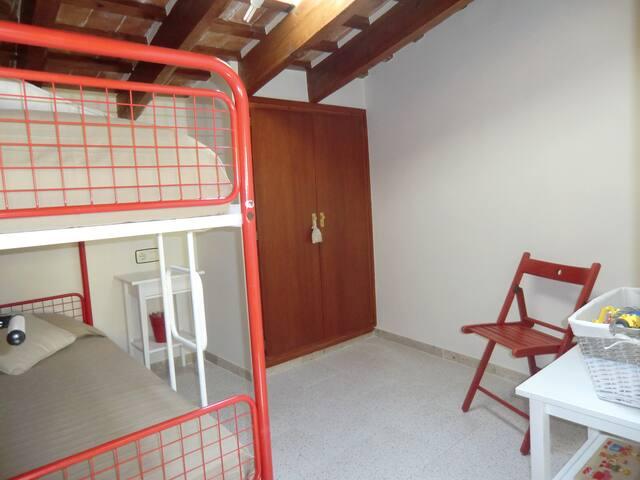 Casa Arnalich àtic. - Torredembarra - Apartemen