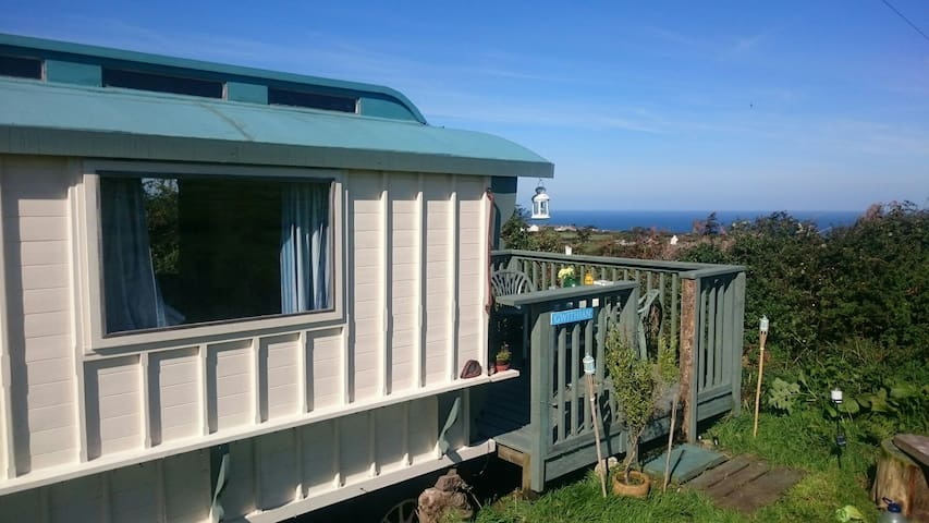 St. Ives: The Original Shepherd Hut - Cornwall