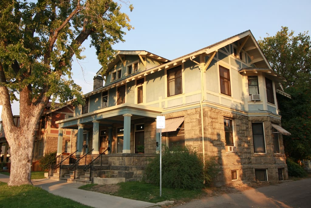 Downtown Historic Miltner House #2 - Apartments for Rent ...