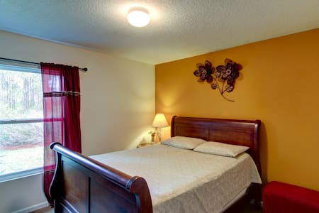 Pvt. Bed/bathroom, central location - Fruit Cove