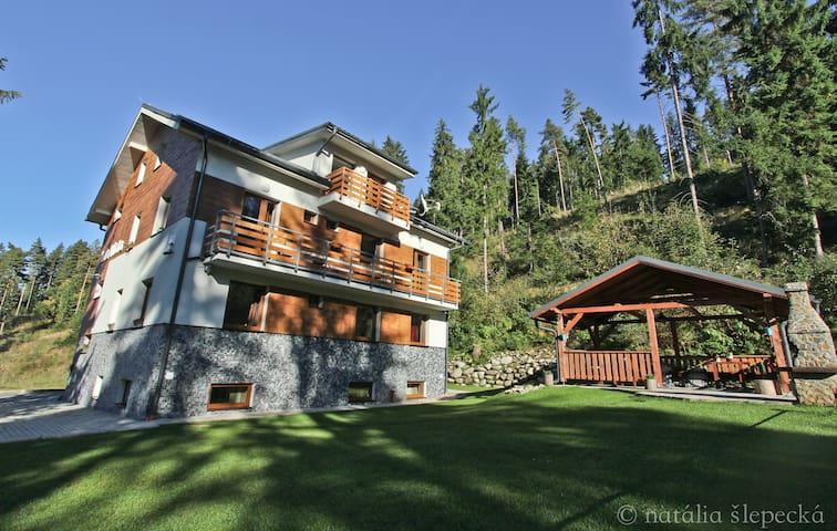 Apartment house Vila Vista - Liptovský Mikuláš - Apartemen