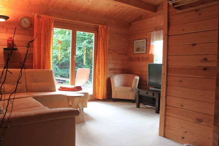 BerlinNah romantisches Holzhaus