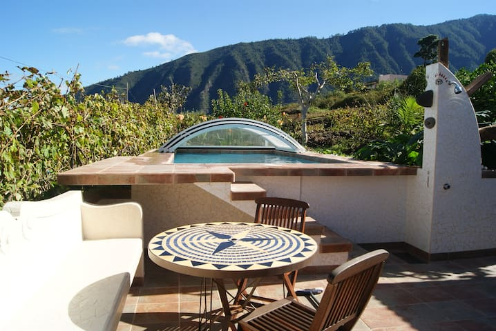 Beautiful house with views to Teide - Orotava - Dom