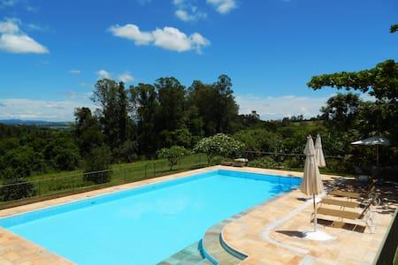 Lazer igual ao de um Hotel Fazenda - Santa Cruz da Conceição