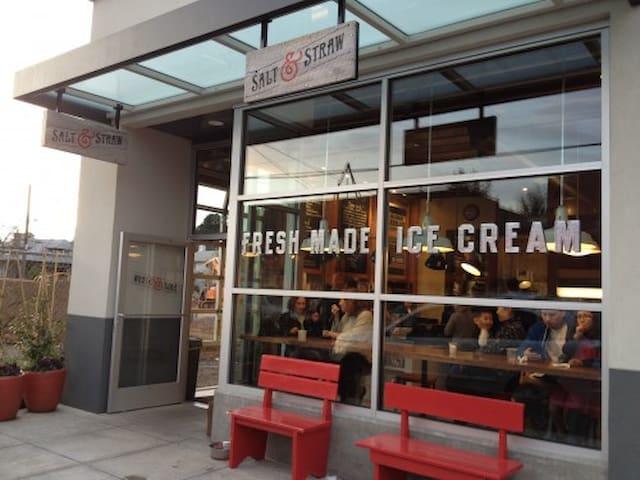Salt and Straw Ice Cream on NE Alberta