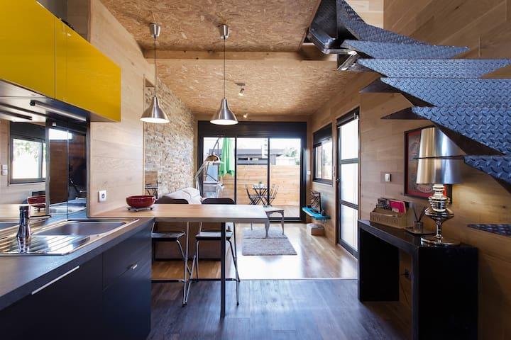 maison de ville aux minimes - Tolosa