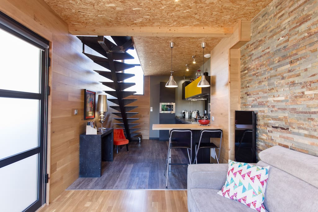 Maison de ville aux minimes maisons de ville louer for Location garage toulouse minimes