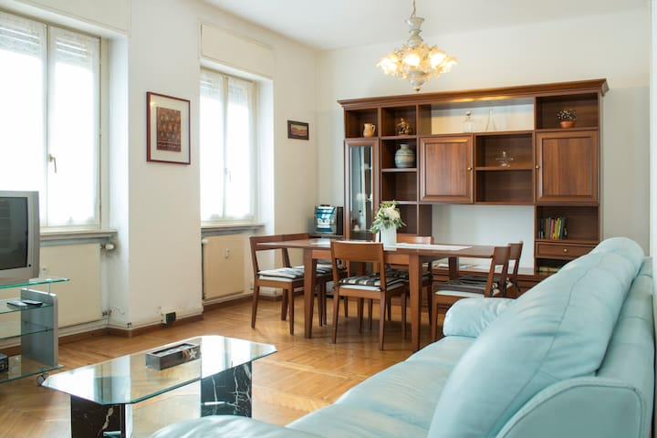 casa Fabiano LAGO COMO - Como - Wohnung
