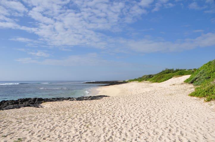 Les Dunes - Villa sur plage privée - Poste Lafayette - Vila