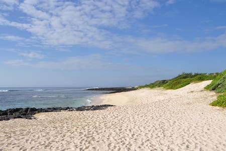 Les Dunes - Villa sur plage privée - Poste Lafayette