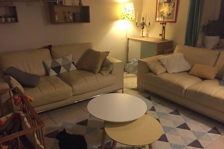 Appartement au cœur des vignes - Mont-sur-Rolle - Apartmen