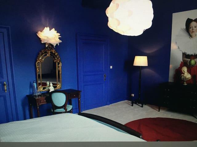 Chambre au Chateau de Gerpinnes - Gerpinnes