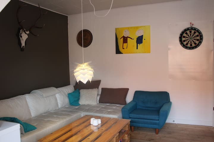 Apartment in center of Odense - Odense - Appartement